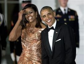 Obama Plans A-List Farewell Party for White House Friday | FOOD? HEALTH? DISEASE? NATURAL CURES??? | Scoop.it