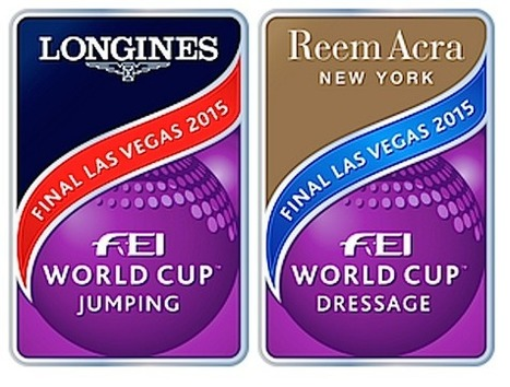 Viva! 2015 FEI World Cup Dressage and Show Jumping Finals Will Be in Las Vegas | Fran Jurga: Equestrian Sport News | Scoop.it