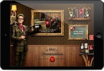 Washington State Wine Launches 'The Recommendeuer' Campaign and iPad App -- SEATTLE, Oct. 28, 2013 /PRNewswire-USNewswire/ -- | Wine Harmony (TM) | Scoop.it