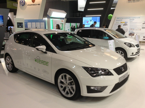 24 More Electric Vehicles (+ Pictures) From EVS27 | Sustain Our Earth | Scoop.it