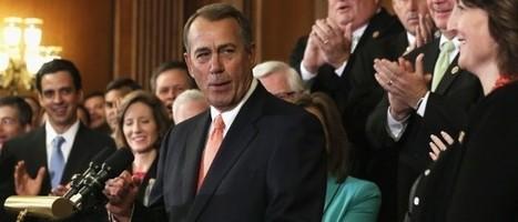 Boehner slams 'breathtaking arrogance' of uncompromising Senate ... | Independent and self oriented | Scoop.it