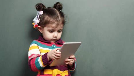 Wat multimedia voor je kleuter kan betekenen | Praktijktools Werkconcept Critical Skills | Scoop.it