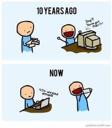 Arrêtez de lire vos emails et mettez-vous au travail! | Digital marketing | Scoop.it