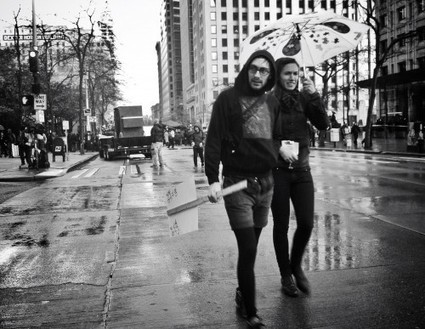 MayDay Seattle/ Occupy 2012 : A Photo Story on #WeAreJuxt | MobilePhotography | Scoop.it