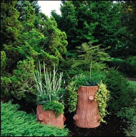Potted Plants | Container Garden Cornucopia | Scoop.it