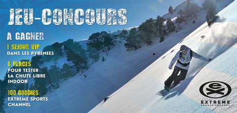 Gagnez un séjour VIP sur le Pyrénées Circus avec Extreme Sports Channel | Saint-Lary | Scoop.it