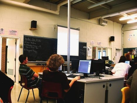 How To Fake A 21st Century Classroom | Library learning spaces | Scoop.it