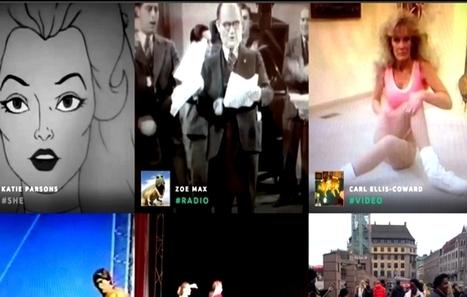 Influencia - Media - L'avenir de la vidéo sociale tient en 6 ou 15 secondes   La TV connectée et le commerce by JodeeTV   Scoop.it