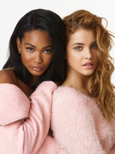 REVOLVE's Fall '14 Campaign features Barbara Palvin & Chanel Iman | Best of the Los Angeles Fashion | Scoop.it