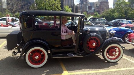 Vintage Cars On Parade In Pittsburgh Grand Prix | Pittsburgh Pennsylvania | Scoop.it