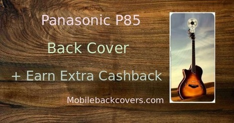 outlet store bda2c f25ec ₹142/- Panasonic P85 Back Cover Flipkart,...