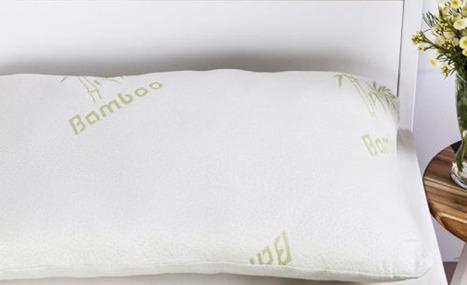 Bamboo Pillows Australia Memory Foam Bamboo Pi