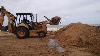 Uso abusivo da extração de areia nas praias preocupa autoridades são-tomenses   São Tomé e Príncipe   Scoop.it