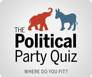 Political Party Quiz | 2012 Election News | Scoop.it