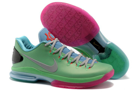 9b4ce4cd35b7 Nike Zoom Kevin Durant KD V (5) Elite Mens
