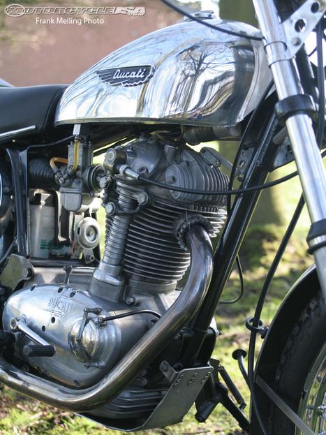 Memorable Motorcycle: Ducati 450 Scrambler | Motorcycle-USA.com | Desmopro News | Scoop.it