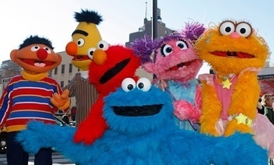 These sites accept Cookies: how streaming almost killed (and then saved) Sesame Street   Transmedia: Storytelling for the Digital Age   Scoop.it