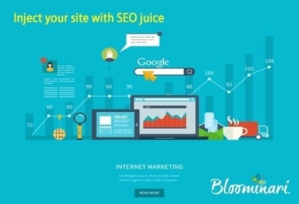 Inject Your Site With SEO Juice | PHi-Social | Scoop.it