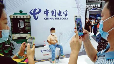 L'opérateur China Telecom bouté hors des États-Unis ...