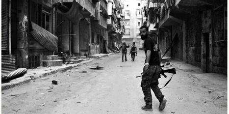 Lettre d'une pigiste perdue dans l'enfer syrien | Journalisme en ligne | Scoop.it