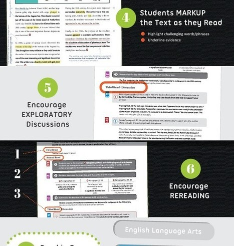 Top 10 Tips for Close Reading Activities   ELA Common Core Standards (CCSS)   Scoop.it