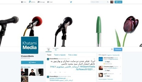 Black out Khatami.   Cose persiane   Scoop.it