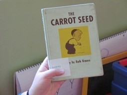 Exploring carrots and a carrot seed book blog linky | Teach Preschool | Scoop.it