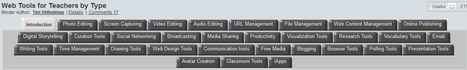 Web Tools for Teachers by Type - LiveBinder | Mrs Beatons Web Tools 4 U | Scoop.it