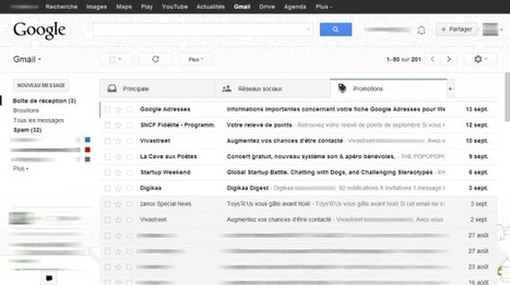 Google va-t-il tuer l'email marketing ? | Web Marketing Magazine | Scoop.it