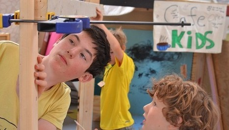 How Do We Inspire Young Inventors? | PEDAC | Scoop.it