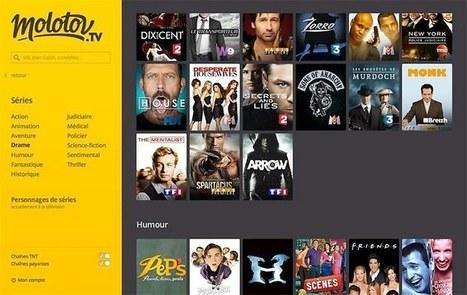 Molotov, l'application qui veut révolutionner la télé à l'épreuve des utilisateurs | Gadgets - Hightech | Scoop.it