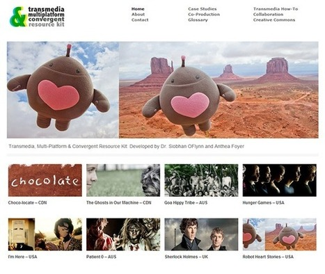 CMF releases Transmedia Multiplatform and Convergent (TMC) Resource Kit | Young Adult and Children's Stories | Scoop.it