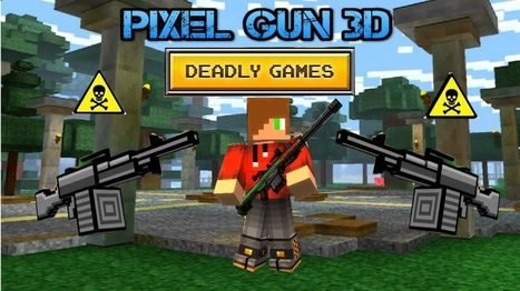 THE WAY TO GET GEMS AND COINS WITH PIXEL GUN 3D