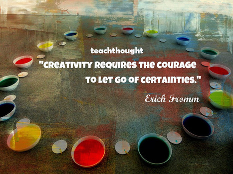 The Ingredients Of A Creative Teacher - | Creative Thinking & Pensée créative | Scoop.it