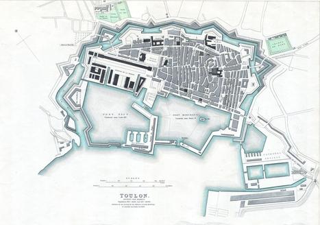 L'incendie du Trocadéro à Toulon (1836) | Bateaux et Histoire | Scoop.it