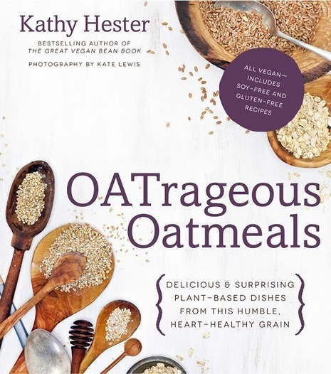OATrageous Oatmeal Book Review and GIVEAWAY! | Annie Haven | Haven Brand | Scoop.it