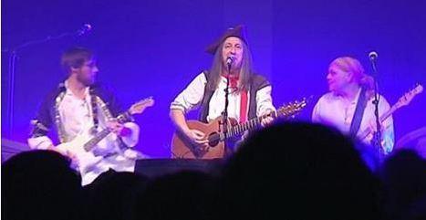 Sortie de l'album « Bordées sauvages » de Cré Tonnerre (23-01-2015) - TV Lux | Cré Tonnerre | Scoop.it