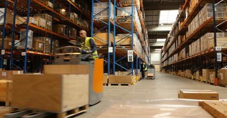 La logistique retrouve des couleurs | Logistique et Transport GLT | Scoop.it