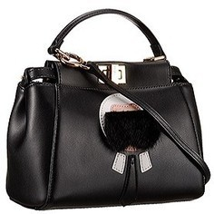 Replica Fendi Peekaboo Karlito Capsule Black Bag   sac fendi   Scoop.it 76a9d6fbcc9