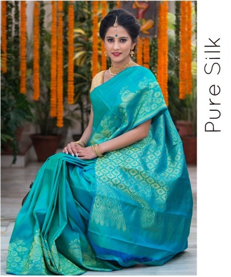 104f6159b56 Soft Silk Saree - Buy Soft Silk Sarees Online at BharatSthali