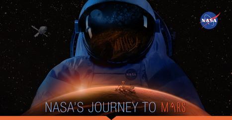 Vuoi che il tuo nome arrivi su Marte? Nuova iniziativa della NASA. | astronotizie | Scoop.it