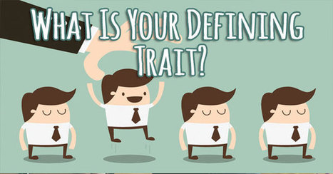 What Is Your Defining Trait? | Vloasis vlogging | Scoop.it