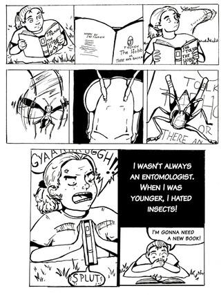 Je n'ai pas toujours été une entomologiste | EntomoScience | Scoop.it