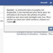 Facebook : comment Graph Search va affecter votre profil | brave new world | Scoop.it