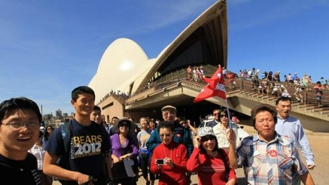 How to attract more Chinese tourists to Australia | Australian Tourism Export Council | Scoop.it