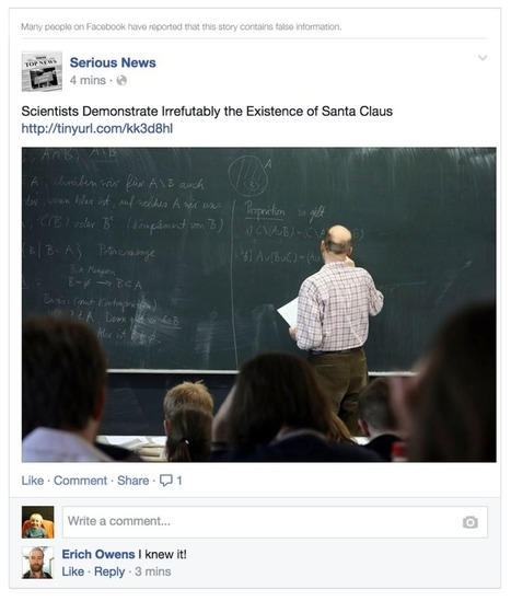 Inside the Facebook News Feed: A List of Algorithm Factors | Facebook best practices and research | Scoop.it