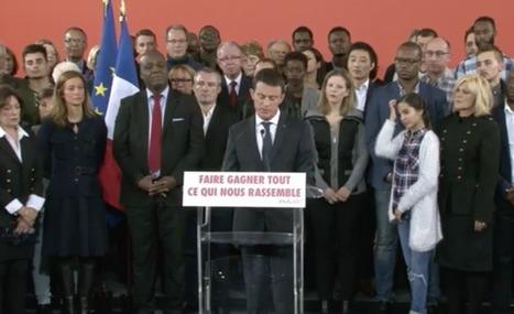 Présidentielle 2017: Le Premier Ministre Manuel Valls cite Aimé Césaire et les Outre-mer - Created by Eline Ulysse - In category: bassin-atlantique-Appli, bassin-indien-Appli, bassin-pacifique-Appl... | Mediapeps | Scoop.it