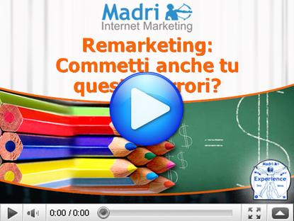 Pubblicità online & Remarketing: Commetti anche tu questi 3 errori ... | PrimaPaginaSuGoogle | Scoop.it