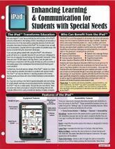 iPad™: Enhancing Learning & Communication for Students with Special Needs | Meeting the Needs of Diverse Learners | Scoop.it