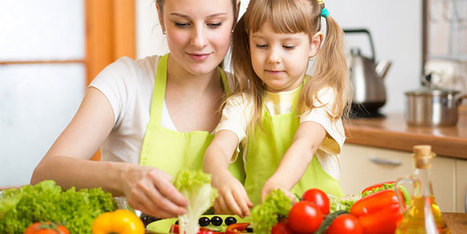 Do Children Eat Healthier With Food Guidelines?  - The Team Beachbody Blog | All About Health & Beauty | Scoop.it